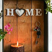 Ключницы ручной работы. Ярмарка Мастеров - ручная работа Ключницы: HOME. Handmade.