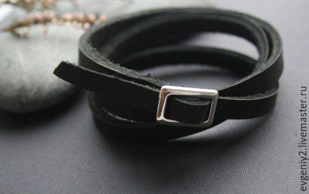 Кожаные браслеты, Браслет из бусин, Волгоград,  Фото №1