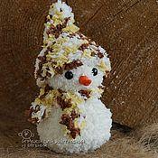 Подарки к праздникам handmade. Livemaster - original item Snowmen. Handmade.