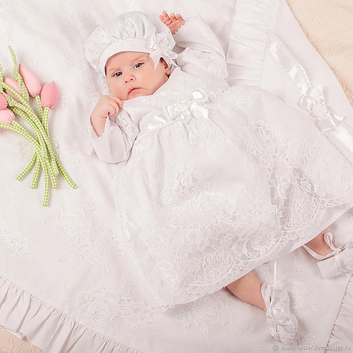 ИЗА нарядное платье для девочки, , Москва,  Фото №1