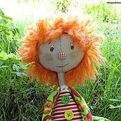 Куклы и игрушки ручной работы. Ярмарка Мастеров - ручная работа Кукла садовница Перчинни. Handmade.