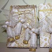 """Подарки к праздникам ручной работы. Ярмарка Мастеров - ручная работа Набор """"Рождественские ангелочки"""". Handmade."""