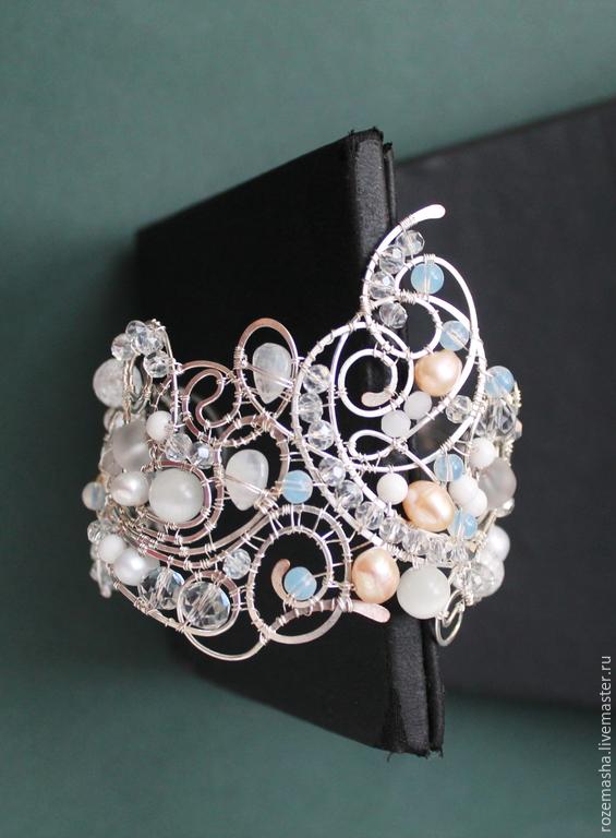 Bracelet Magellanic Cloud (option), Bead bracelet, St. Petersburg,  Фото №1