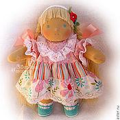 Куклы и игрушки ручной работы. Ярмарка Мастеров - ручная работа Ванильная Мороженка, 36 см. Handmade.
