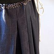 Одежда handmade. Livemaster - original item Poneva skirt all-day from the finest wool for summer. Handmade.