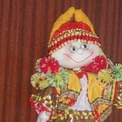 Куклы и игрушки ручной работы. Ярмарка Мастеров - ручная работа Кукла Анисья. Handmade.
