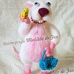 Matilda de Feu - Ярмарка Мастеров - ручная работа, handmade