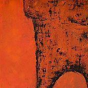 """Картины и панно ручной работы. Ярмарка Мастеров - ручная работа Духота (""""Ahogadero""""). Handmade."""
