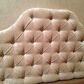 Для дома и интерьера ручной работы. Ярмарка Мастеров - ручная работа изголовье кровати 3. Handmade.