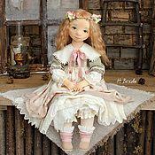Куклы и пупсы ручной работы. Ярмарка Мастеров - ручная работа Моя Весна коллекционная текстильная интерьерная авторская куколка. Handmade.