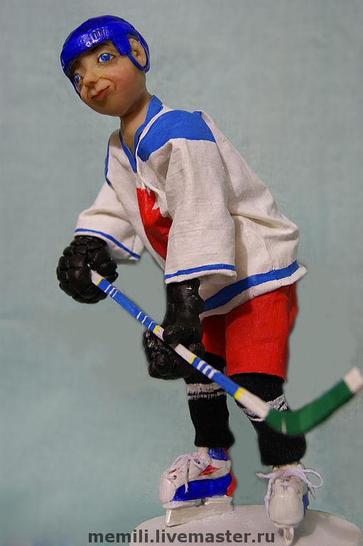 Как сделать костюм хоккеиста своими руками 153