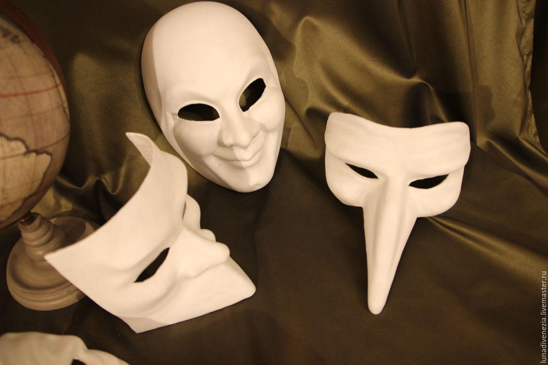 Заготовки для масок