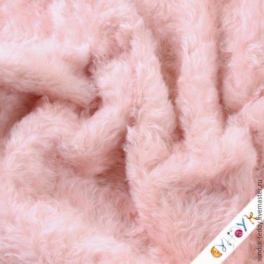Куклы и игрушки ручной работы. Ярмарка Мастеров - ручная работа. Купить МОХЕР 20 ММ 154-099. Handmade. Розовый