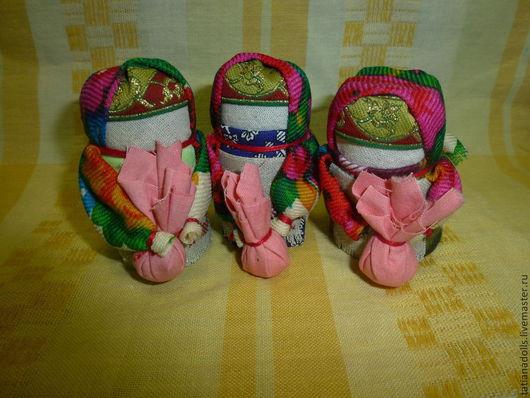 """Народные куклы ручной работы. Ярмарка Мастеров - ручная работа. Купить Обереговая кукла """"Подорожница"""". Handmade. Кукла, народная кукла"""