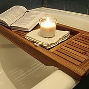 Вешалки ручной работы. Ярмарка Мастеров - ручная работа Полка на ванную. Handmade.