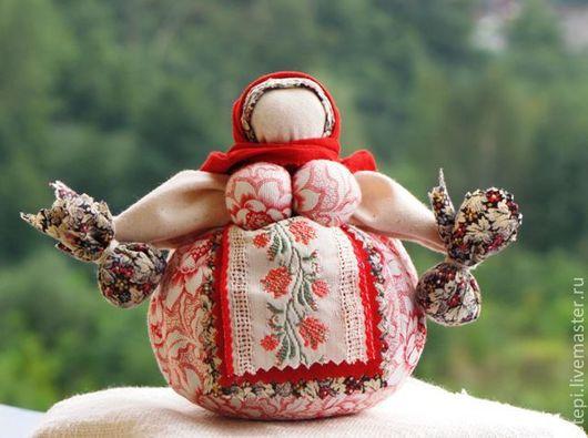 Народные куклы ручной работы. Ярмарка Мастеров - ручная работа. Купить Кубышка-травница. Handmade. Народная кукла, сувениры и подарки