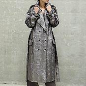 Меховое пальто женское Blizz