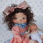 """Куклы и игрушки ручной работы. Ярмарка Мастеров - ручная работа """"Милли"""". Handmade."""