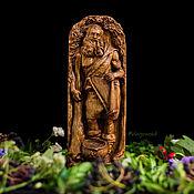 """Figurines handmade. Livemaster - original item Статуэтка бога Дагда """"кельтские боги"""". Handmade."""