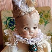 Куклы и игрушки ручной работы. Ярмарка Мастеров - ручная работа Павлик. Антикварный малыш.. Handmade.