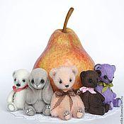 Куклы и игрушки ручной работы. Ярмарка Мастеров - ручная работа Под грушей)  Миниатюра 5,5 - 6 см.. Handmade.