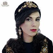 Аксессуары handmade. Livemaster - original item Fur headband