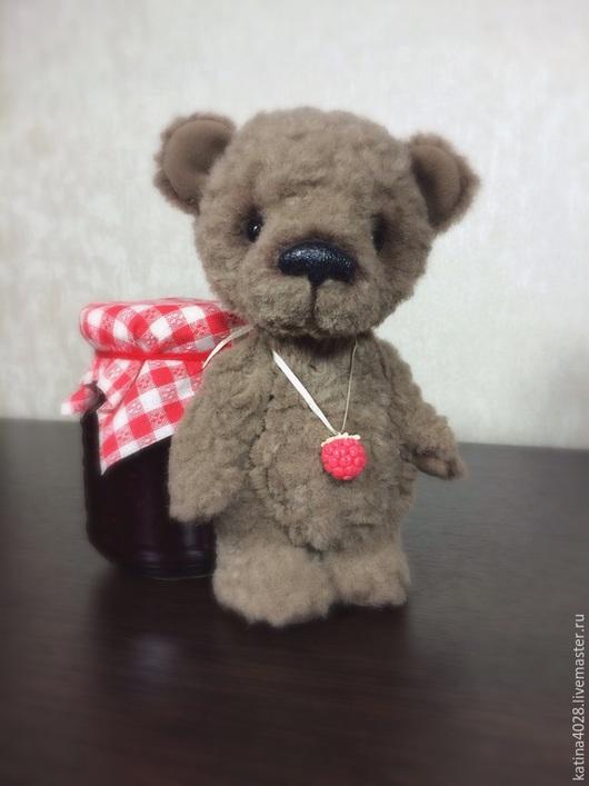 Мишки Тедди ручной работы. Ярмарка Мастеров - ручная работа. Купить Степаша. Handmade. Коричневый, мишка ручной работы, мишутка