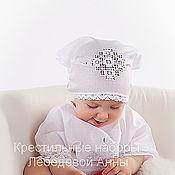 Работы для детей, handmade. Livemaster - original item Klondike solitaire for the baptism of children