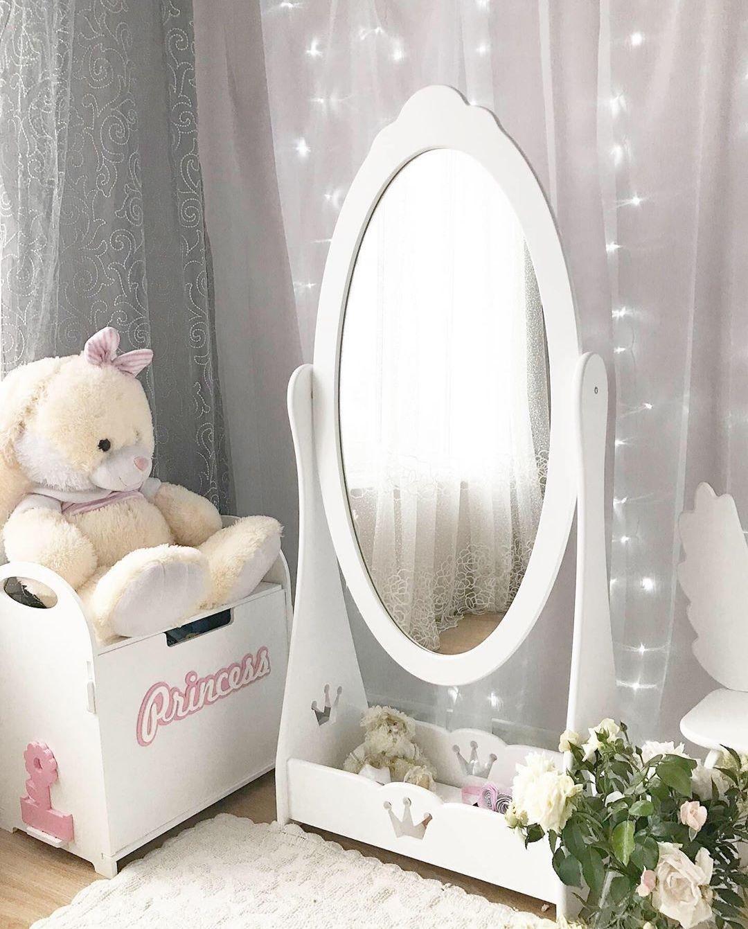 Large floor mirror in children's room, Shelving, Ivanovo,  Фото №1