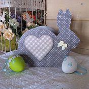 """Для дома и интерьера ручной работы. Ярмарка Мастеров - ручная работа Короб """"Кролик"""". Handmade."""