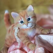 Куклы и игрушки ручной работы. Ярмарка Мастеров - ручная работа Апельсиновая радость. Handmade.