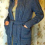 """Одежда ручной работы. Ярмарка Мастеров - ручная работа Кардиган женский """"Модель с показа 2013 года"""". Handmade."""