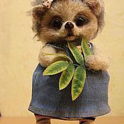 Stuffed Toys handmade. Livemaster - original item Toys: hedgehog Iulica-Julia. Handmade.