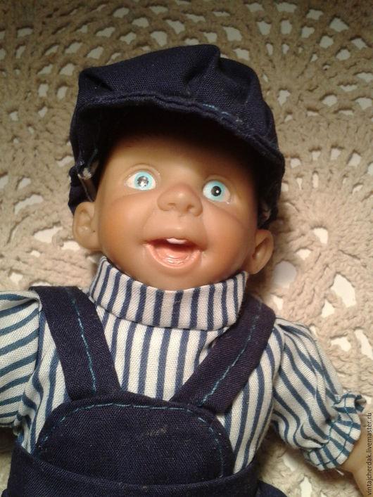 Винтажные куклы и игрушки. Ярмарка Мастеров - ручная работа. Купить Кукла Озорник Испания. Handmade. Кукла, малыш, смешная игрушка
