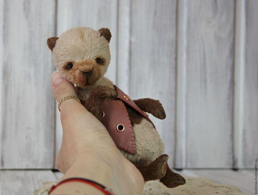 Мишки Тедди ручной работы. Ярмарка Мастеров - ручная работа. Купить панда Токио. Handmade. Панда, опилки