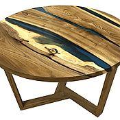 Для дома и интерьера handmade. Livemaster - original item Round table