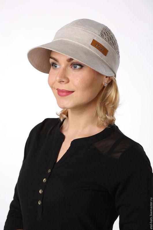 Шляпы ручной работы. Ярмарка Мастеров - ручная работа. Купить головной убор Ласточка. Handmade. Серый, шляпка женская