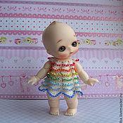 """Куклы и игрушки ручной работы. Ярмарка Мастеров - ручная работа Комплект """"Леденцовая радуга"""". Handmade."""