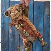 Куклы и игрушки ручной работы. Ярмарка Мастеров - ручная работа Мишка Дориан. Handmade.