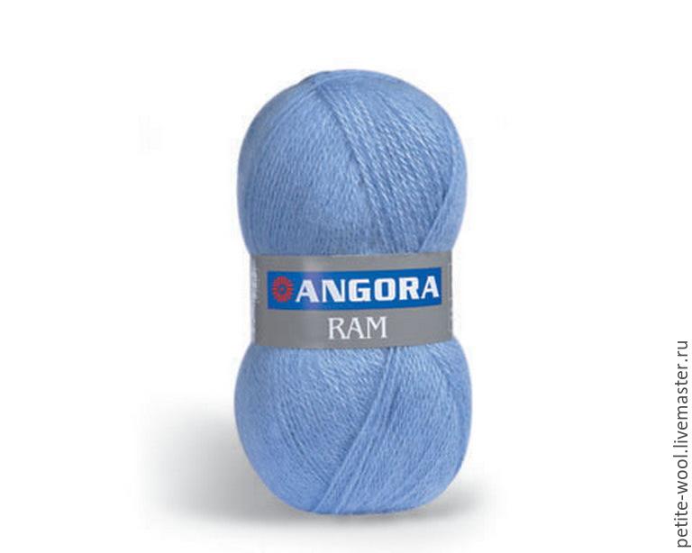 Пряжа ANGORA RAM Yarn Art 40% мохер Ангора Рам ЯрнАрт