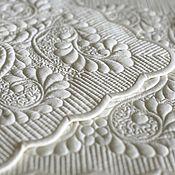 Для дома и интерьера ручной работы. Ярмарка Мастеров - ручная работа 2 салфетки.. Handmade.