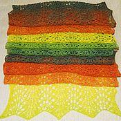 """Аксессуары handmade. Livemaster - original item scarf """"Mood"""". Handmade."""