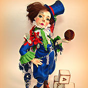 Куклы и игрушки ручной работы. Ярмарка Мастеров - ручная работа коллекционная кукла РУН (ПРОДАНА). Handmade.