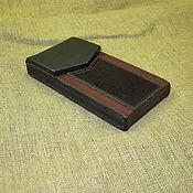 Сумки и аксессуары handmade. Livemaster - original item Cigarette case for cigarettes. Heroes. Handmade.