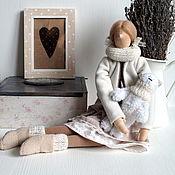 Куклы и игрушки handmade. Livemaster - original item Masha. Handmade.