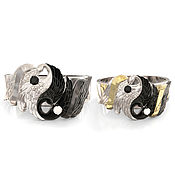 Свадебный салон handmade. Livemaster - original item Engagement rings