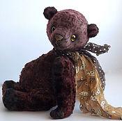 Куклы и игрушки ручной работы. Ярмарка Мастеров - ручная работа Мишка Тедди Любимчик. Handmade.