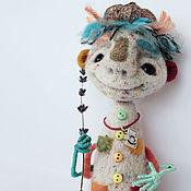 """Куклы и игрушки ручной работы. Ярмарка Мастеров - ручная работа игрушка """"Веселый странник"""""""". Handmade."""