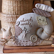 Куклы и игрушки ручной работы. Ярмарка Мастеров - ручная работа Улитки-рукодельницы. Handmade.