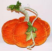 Цветы и флористика handmade. Livemaster - original item Pumpkin interior. Handmade.